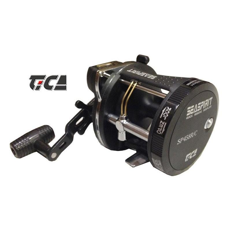 TICA Seaspirit SP458R/C 4.2:1 2ABB AL Spool+coun