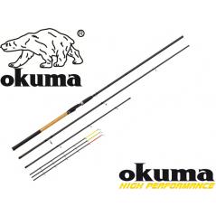 OKUMA Solitron Feeder XH 3,60m 80-130g