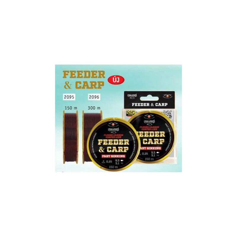 CRALUSSO Feeder & Carp 150m (0,18-0,30mm)