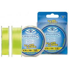 CRALUSSO Fluo-yellow Prestige 150m (0,20-0,30mm)