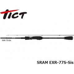 TICT Sram EXR-77S SIS 2,32m 1-11g