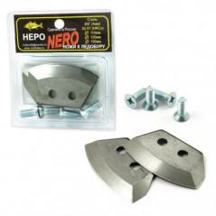 NERO Sferiniai peiliukai grąžtui (110-180mm)