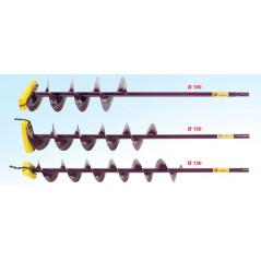 Šnekas elektriniam suktuvui (be adapterio) 130-180mm