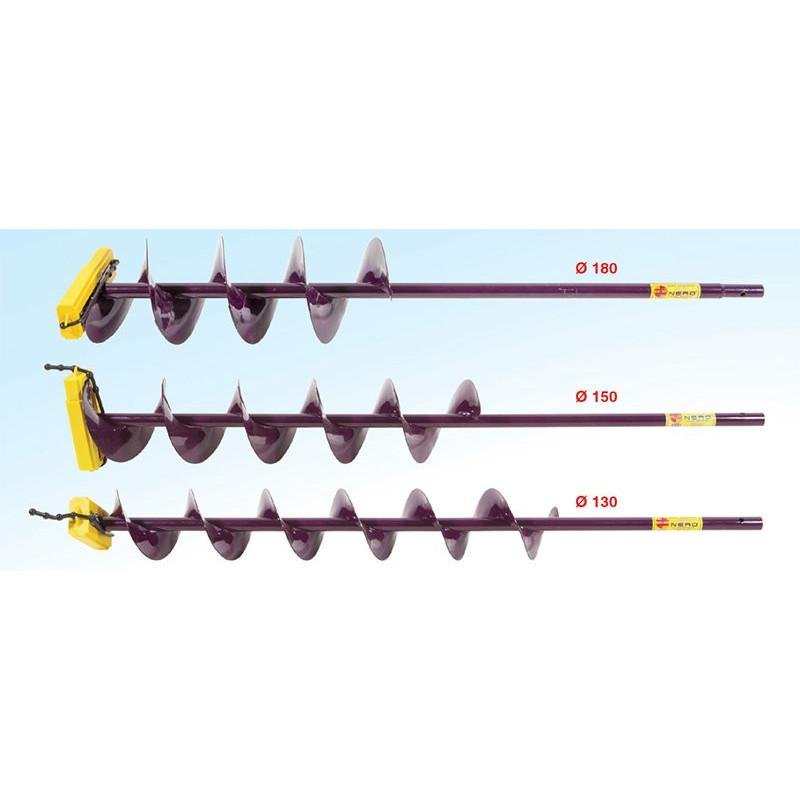 Šnekas elektriniam suktuvui (be adapterio) 130-150mm