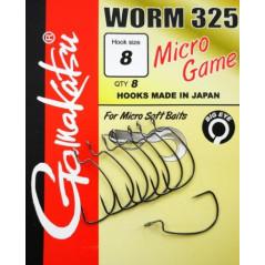 Gamakatsu Worm 330 Bottom Jigging Nr.8-5/0 (didele kilpute)