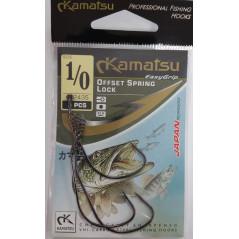 Kamatsu Offset K-2435-BLN (Nr.1/0-6/0) 3vnt/pak su spyruokle