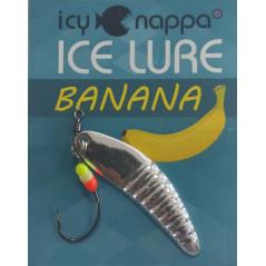 Nappa žieminė blizgutė Banana 40mm 5g