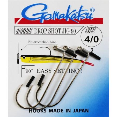 Gamakatsu Dropshot Jig 90 4/0 (3vnt/pak)