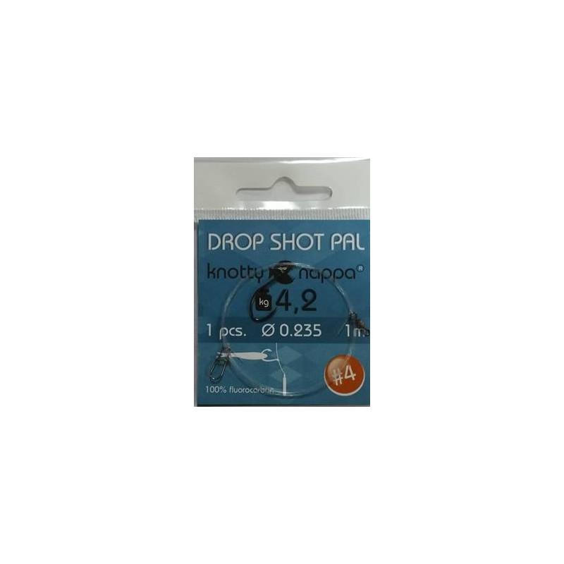 Nappa Dropshot sistema (Nr.4-1/0) 1vnt/pak