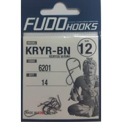FUDO kabliukai KRYR-BN (Nr.12-2)