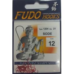 FUDO kabliukai SODE (Nr.12-4)