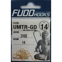 FUDO kabliukai UMTR-GD (Nr.14-6)