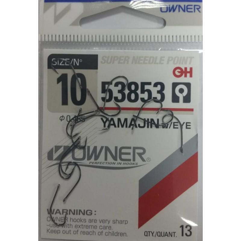 OWNER kabliukai YAMAJIN 53853 (Nr.10-6)