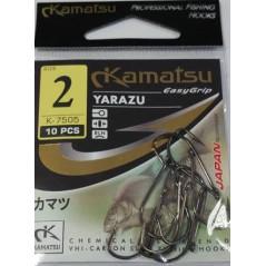 KAMATSU kabliukai Yarazu K-7505-BLN (Nr.12-2)