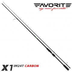 FAVORITE X1 662L 1,98m 2-10g
